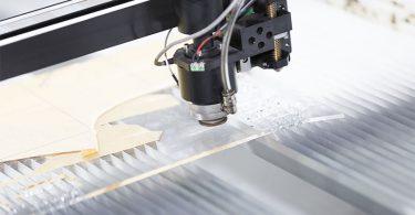 Laserschneiden von Acryl