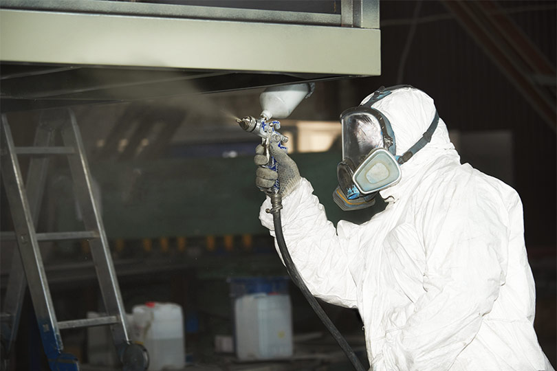 Metallkonstruktion vor Rost schützen