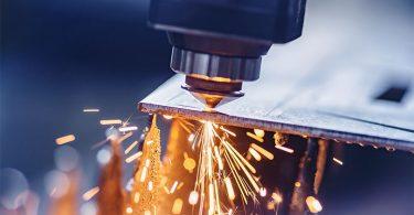 Methoden um Metall zu schneiden
