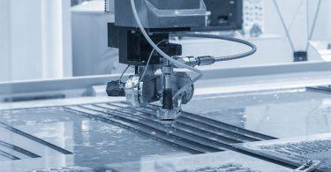 Vorteile des Wasserstrahlschneiden